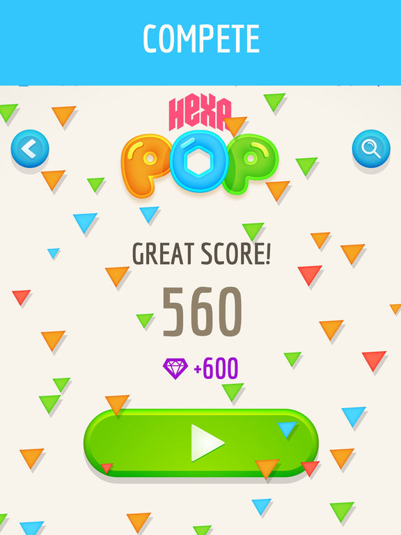 Screenshot 3 Hexa Pop!