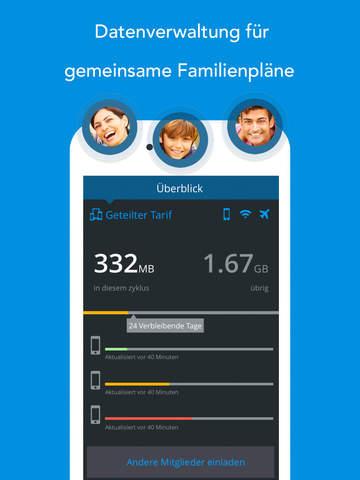 My Data Manager: Track data usage and save money Screenshot