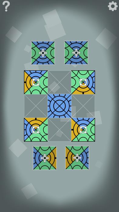 Screenshot 1 AuroraBound – Musterpuzzles