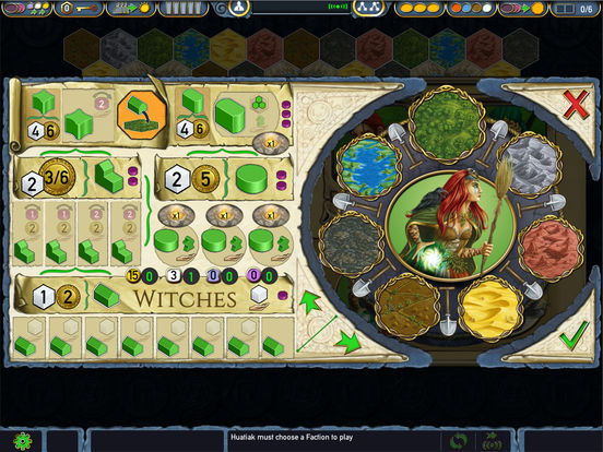 Screenshot 3 Terra Mystica