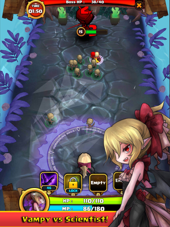 Screenshot 5 Tap Summoner