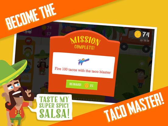 Screenshot 4 Taco Joe - Endless Taco Tosser
