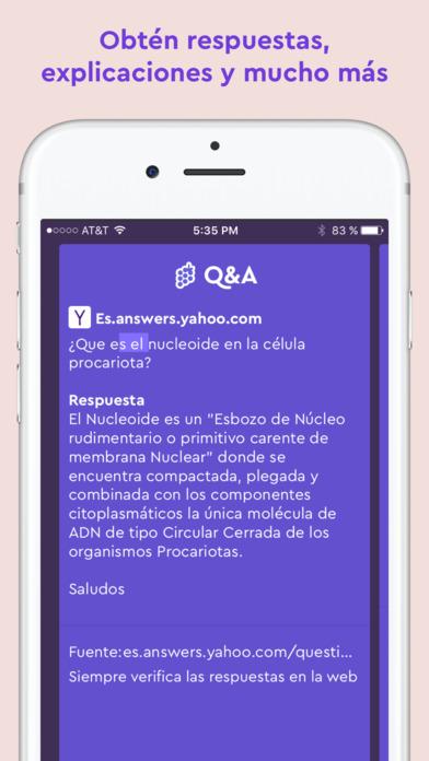 Socratic - Tareas, respuestas, matemáticas Screenshot