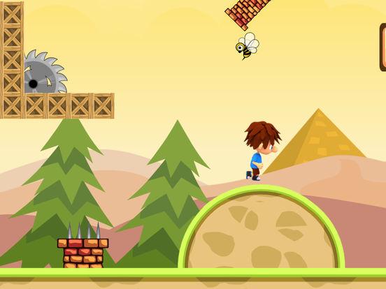 Super Jungle Adventure Screenshot