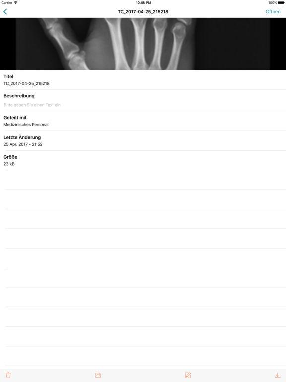 TeleClinic Screenshot