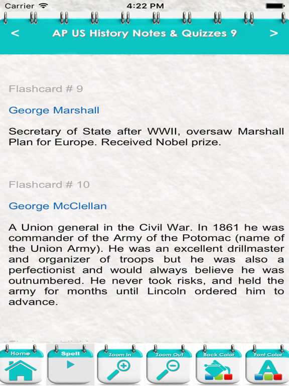 us history notes