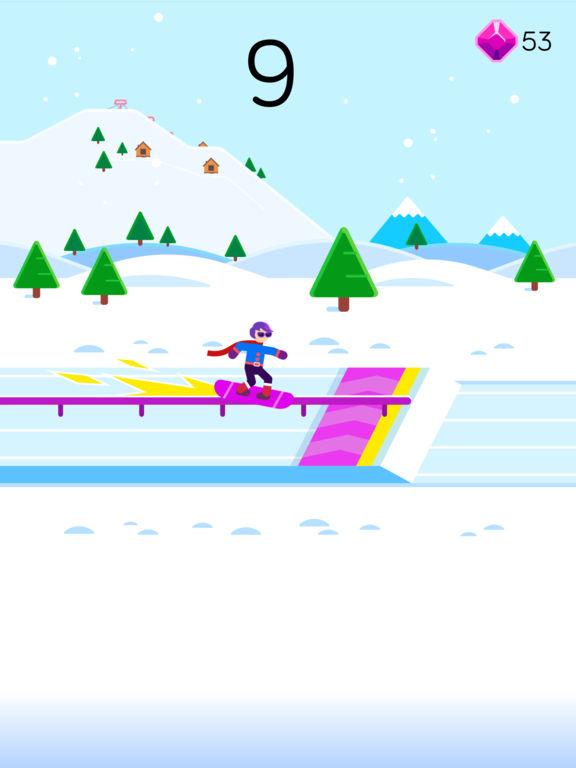 Screenshot 5 Ketchapp Winter Sports