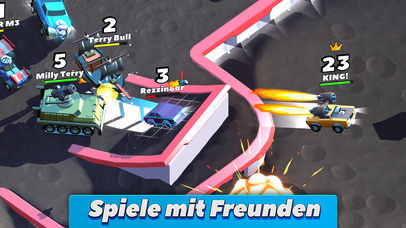 Screenshot 5 Crash of Cars