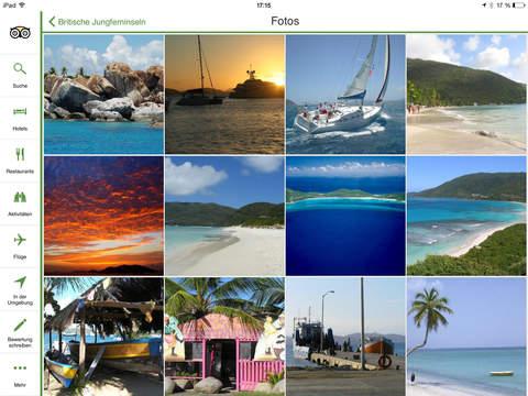 TripAdvisor Hotels Flüge Restaurants Screenshot