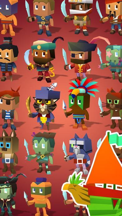 Screenshot 5 Blocky Pirates