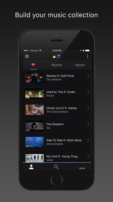 Screenshot #2 pour Trending Music