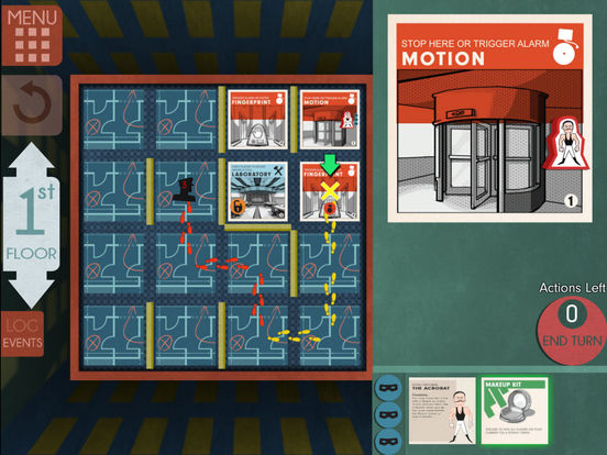 Screenshot 2 Burgle Bros
