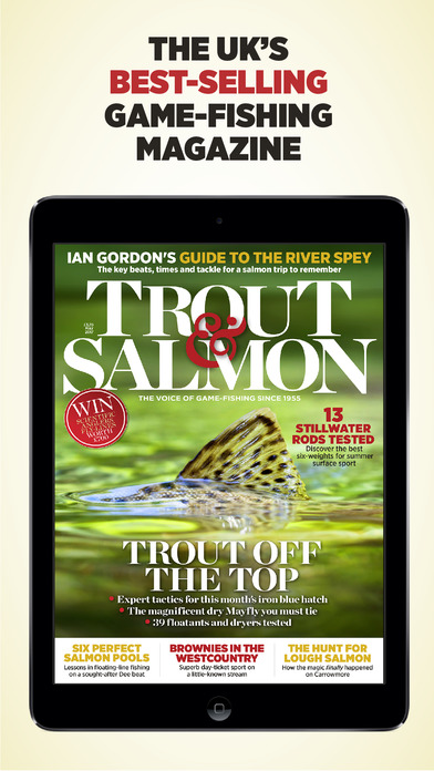 download Trout & Salmon Magazine: the voice of fly fishing apps 3