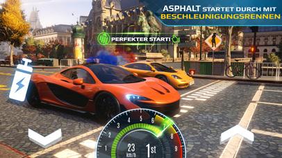 Asphalt Street Storm Racing iOS Screenshots