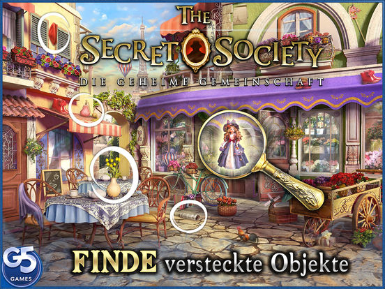 The Secret Society® - Die Geheime Gemeinschaft Screenshot