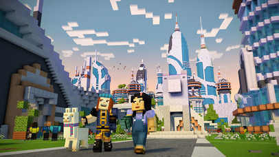 Screenshot 3 Minecraft: Story Mode - Season Two