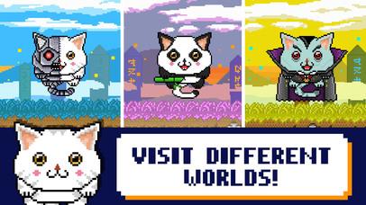 Laser Kitty Pow Pow iOS Screenshots