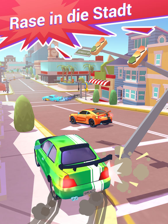 Screenshot 1 Crash Club