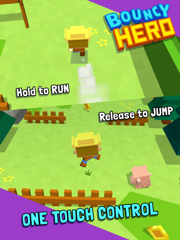 Screenshot 5 Bouncy Hero
