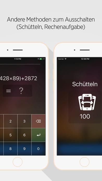 Alarmy Pro (Sleep If U Can) - Wecker Screenshot
