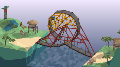 Screenshot 5 Poly Bridge