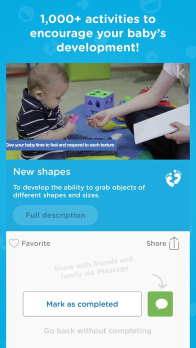 download Kinedu | Baby Development Activities & Milestones appstore review