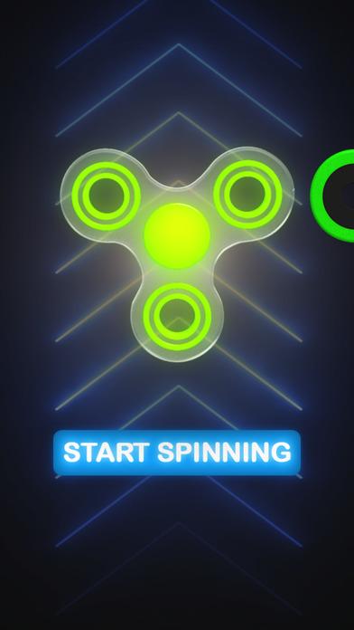 download Glow Finger Spinner Fidget - Lighting Hands 2k17 appstore review