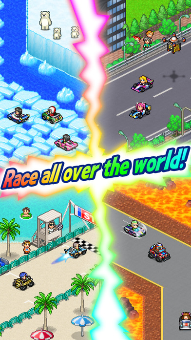 Grand Prix Story2 iOS Screenshots