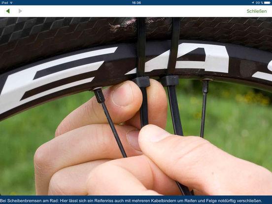 ADAC Fahrrad Tourenplaner 2017 Screenshots