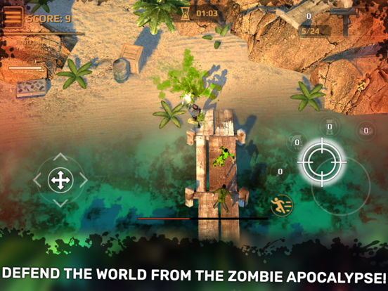 Screenshot 2 DEAD PLAGUE: Zombie Survival