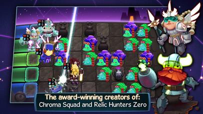 Star Vikings Forever iOS Screenshots