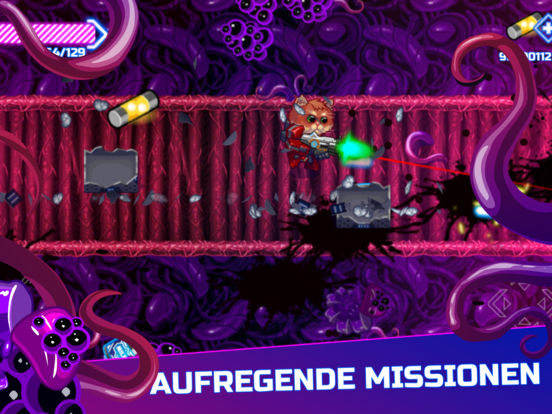 Screenshot 4 Armored Kitten