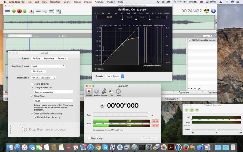 Amadeus Pro Screenshots