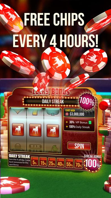 Zynga Poker - Texas Holdem Screenshot