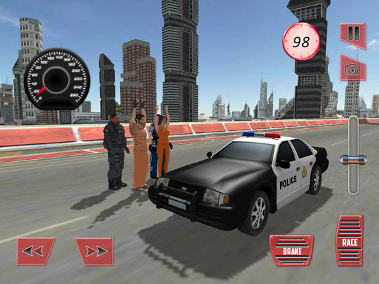 how to play vehicle simulator on ipad