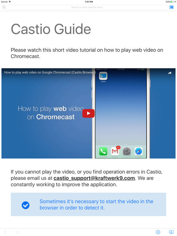 how to add apps to chromecast on iphone