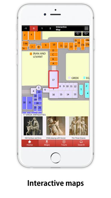 Louvre Full Edition Screenshot