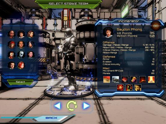 Screenshot 1 Strike Team Hydra