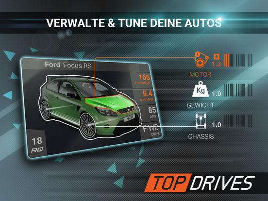 Screenshot 3 Top Drives