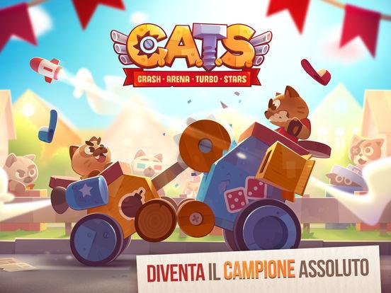 CATS: Crash Arena Turbo Stars Screenshot