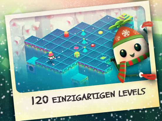 Roofbot: Puzzler On The Roof iPhone iPad