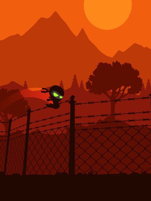 Screenshot 1 Breakout Ninja