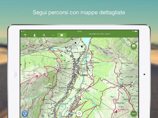 ViewRanger - Percorsi d'escursionismo e ciclismo Screenshot
