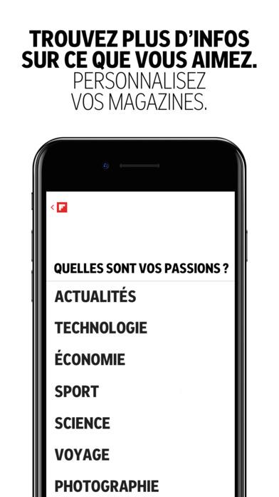 Flipboard : créer votre propre Magazine Social-capture-3