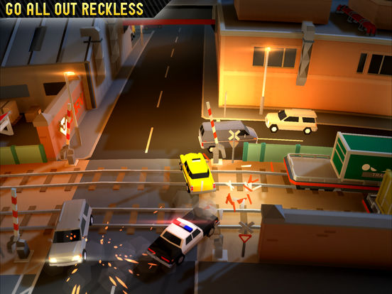 Screenshot 3 Reckless Getaway 2