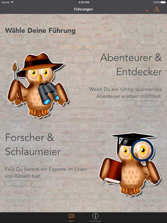 Glyptothek München Kinderguide Screenshot