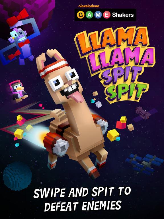 Screenshot 5 Spuck Lama, Spuck!