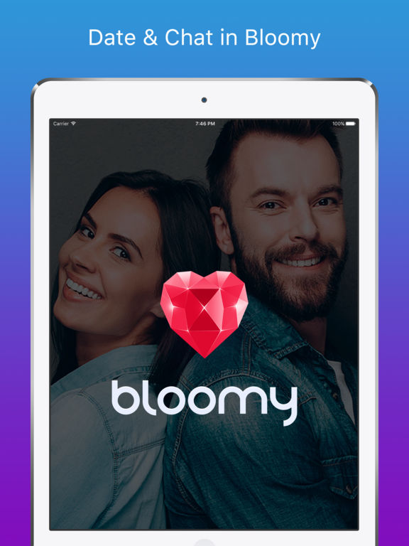 bloomy dating site