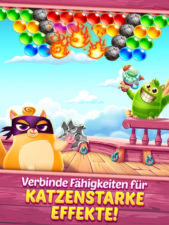 Screenshot 4 Cookie Cats Pop