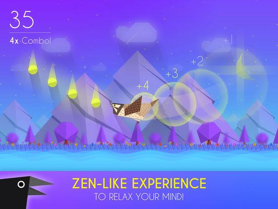 Screenshot 2 Paper Wings by Fil Games